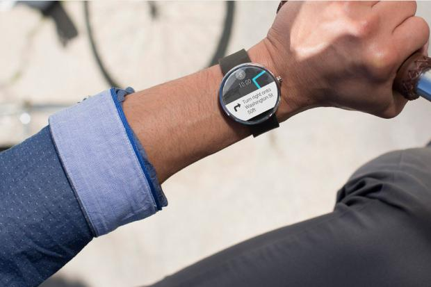 Android Wear on the Moto 360