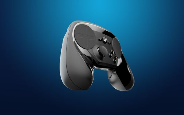 Steam Controller: deliberately different